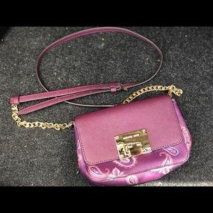Michael Kors crossover mini purse